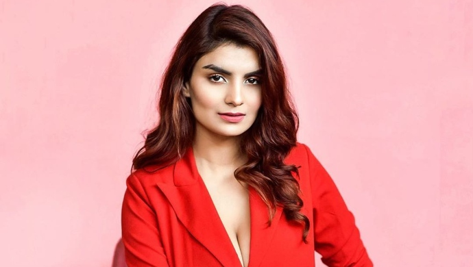 Anveshi Jain Age, height, boyfriend, Images, Biography & more